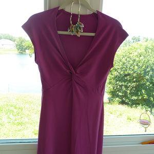Patagonia Purple A-line dress sz M